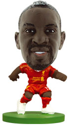 Mamadou Sakho Liverpool Home (2013/14) Soccerstarz
