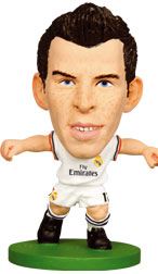 Gareth Bale Real Madrid Home (2013/14) Soccerstarz