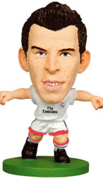 Gareth Bale Real Madrid Home (2014/15) Soccerstarz