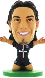 Edinson Cavani Paris St Germain Home (2014/15) Soccerstarz