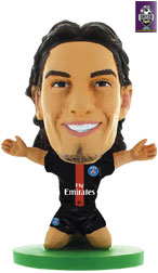 Edinson Cavani Paris St Germain Home (2018/19) Soccerstarz