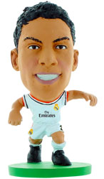 Raphael Varane Real Madrid Home (2013/14) Soccerstarz