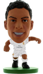 Raphael Varane Real Madrid Home (2015/16) Soccerstarz