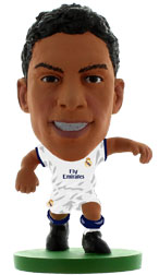 Raphael Varane Real Madrid Home (2016/17) Soccerstarz
