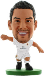 Isco Real Madrid Home (2015/16) Soccerstarz