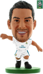 Isco Real Madrid Home (2017/18) Soccerstarz