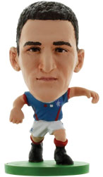 Lee Wallace Rangers Home (2014/15) Soccerstarz