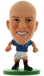 Nicky Law Rangers Home (2014/15) Soccerstarz