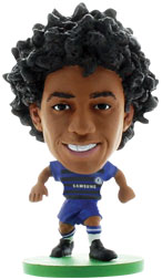 Willian Chelsea Home (2014/15) Soccerstarz
