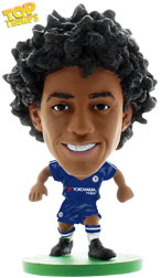 Willian Chelsea Home (2016/17) Soccerstarz