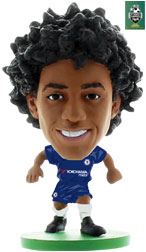 Willian Chelsea Home (2017/18) Soccerstarz