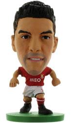 SoccerStarz Benfica Artur Moraes Home Kit