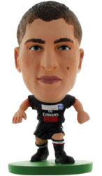 Marco Verratti Paris St Germain Home (2013/14) Soccerstarz