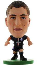 Marco Verratti Paris St Germain Home (2014/15) Soccerstarz