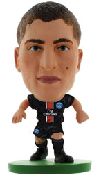 Marco Verratti Paris St Germain Home (2015/16) Soccerstarz