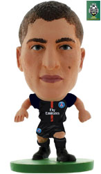 Marco Verratti Paris St Germain Home (2017/18) Soccerstarz