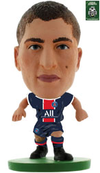 Marco Verratti Paris St Germain Home (2020.21) Soccerstarz