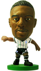 Stephane Sessegnon West Bromwich Albion Home (2014/15) Soccerstarz
