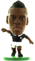 Paul Pogba France Home (2014) Soccerstarz