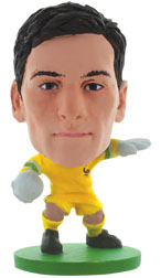 Hugo Lloris France Home (2014) Soccerstarz