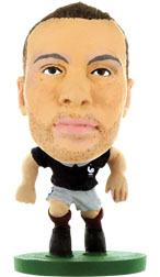 Younes Kaboul France Home (2014) Soccerstarz