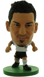 Illkay Gundogan Germany Home (2014) Soccerstarz