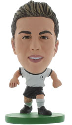 Mario Gotze Germany Home (2014) Soccerstarz