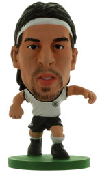 Sami Khedira Germany Home (2014) Soccerstarz
