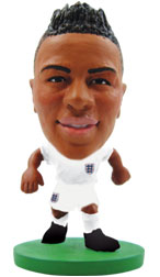Raheem Sterling England Home (Classic) Soccerstarz