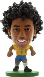 Willian Brazil Home (2014) Soccerstarz