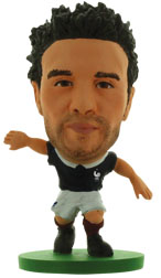 Mathieu Valbuena France Home (2014) Soccerstarz