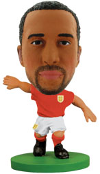 Andros Townsend England Away (2014) Soccerstarz