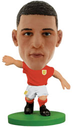 Ross Barkley England Away (2014) Soccerstarz