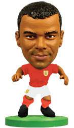 Ashley Cole England Away (2014) Soccerstarz