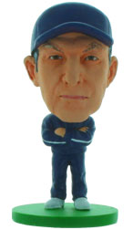 Tony Pulis Crystal Palace Home (2014/15) Soccerstarz