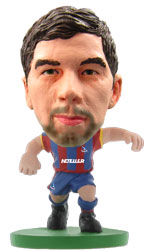 Joe Ledley Crystal Palace Home (2014/15) Soccerstarz