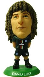 David Luiz Paris St Germain Home (2014/15) Soccerstarz
