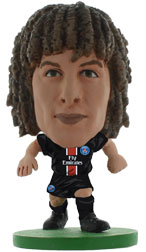 David Luiz Paris St Germain Home (2015/16) Soccerstarz