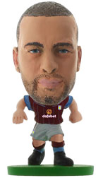 Joe Cole Aston Villa Home (2014/15) Soccerstarz