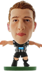 Jack Colback Newcastle United Home (2014/15) Soccerstarz