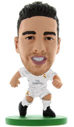 Daniel Carvajal Real Madrid Home (2015/16) Soccerstarz