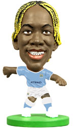 Bacary Sagna Manchester City Home (2015/16) Soccerstarz