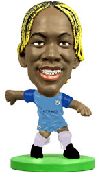 Bacary Sagna Manchester City Home (2016/17) Soccerstarz