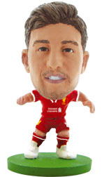 Adam Lallana Liverpool Home (2014/15) Soccerstarz