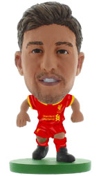 Adam Lallana Liverpool Home (2016/17) Soccerstarz