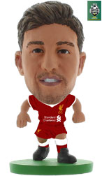 Adam Lallana Liverpool Home (2017/18) Soccerstarz