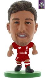 Adam Lallana Liverpool Home (2018/19) Soccerstarz