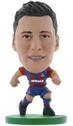 Joel Ward Crystal Palace Home (2014/15) Soccerstarz