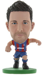 Scott Dann Crystal Palace Home (2014/15) Soccerstarz