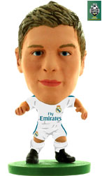Toni Kroos Real Madrid Home (2017/18) Soccerstarz
